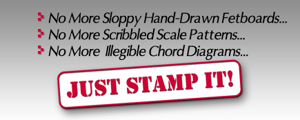 Read What Other GUITAR GREATS And Customers Say About THE MUSIC STAMP SERIESTM Products Here